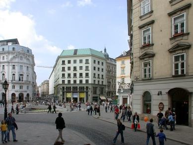 Obchodní dům Goldman & Salatsch - foto: Petr Šmídek, 2005