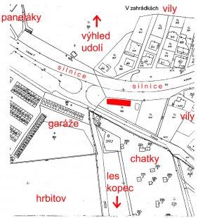 Dvougenerační rodinný dům Karlovy Vary - Situace širších vztahů - foto: © my architekti