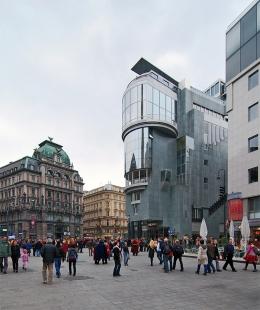 Haas-Haus - foto: Petr Šmídek, 2008