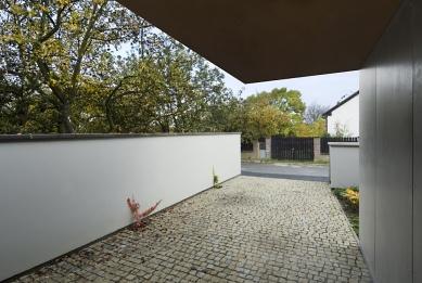 Rodinný dům v Praze-Kunraticích - foto: Ester Havlová