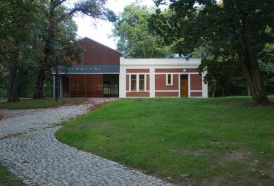 Reconstruction d.n.2 in Stromovka - foto: Lukáš Žentel