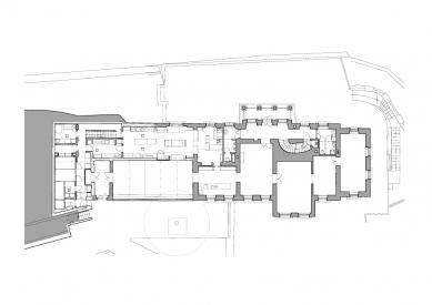 Rekonstrukce Richterovy vily - 2. NP