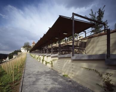 Rekonstrukce Richterovy vily - foto: Filip Šlapal