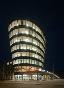 Information Center of the Technical University in Liberec - foto: Jiří Suchomel