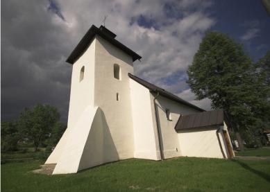 Římskokatolický kostel Zvěstování Pána - foto: Stano Dubík
