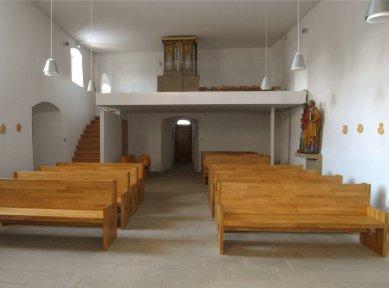 Římskokatolický kostel Zvěstování Pána - foto: Tomáš Bujna