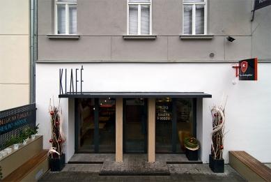 Kavárna Klafé - foto: Petr Šmídek, 2009