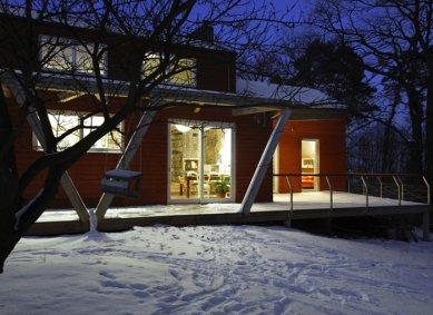 Rodinný dům Vrátkov - foto: Vavřinec Menšl