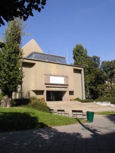 Rekonstrukce Domu umění města Brna - Stav před rekonstrukcí - foto: archiv autorů
