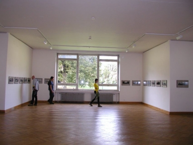 Rekonstrukce Domu umění města Brna - Původní podoba Galerie Jaroslava Krále - foto: archiv autorů