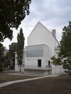 Rekonstrukce Domu umění města Brna - foto: Filip Šlapal