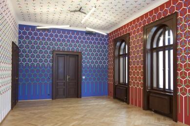 Obnova obřadní síně Nové radnice Uherské Hradiště - foto: Tomáš Rasl