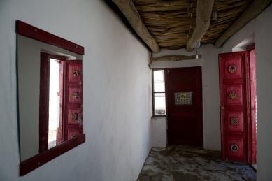 Sluneční škola ve vesnici Kargyak
