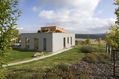 Rodinný dům Černé Voděrady - foto: Ester Havlová