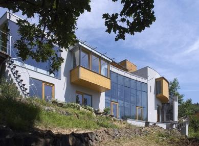 Rodinný dům Kadaň - foto: Ester Havlová