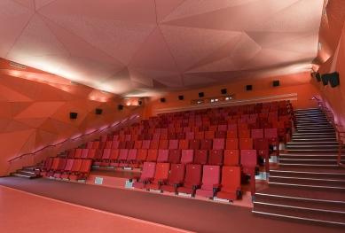 Rekonstrukce kina Hvězda - foto: Ester Havlová