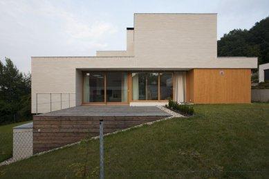 Rodinný dům Zlín - Lazy - foto: Dušan Tománek  / studio TOAST