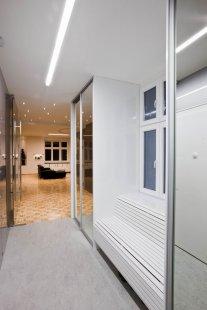 Rekonstrukce bytu 3+1 na bytové studio - Předsíň - foto: archiv autora