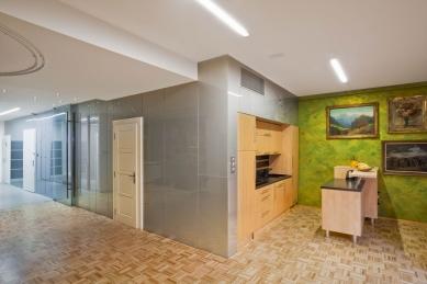 Rekonstrukce bytu 3+1 na bytové studio - Kuchyně - foto: archiv autora