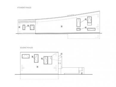 Rodinný dům v Kroměříži - Pohledy - foto: New Work