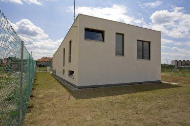 Rodinný dům v Kroměříži - foto: TOAST