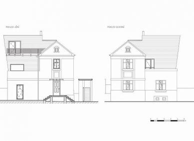 Rodinný dům v Lysé nad Labem - Pohledy - foto: New Work