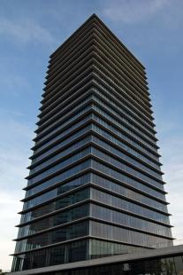 Porta Firá Towers - foto: Petr Šmídek, 2009