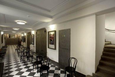 Rokoko Theatre interior - foto: Vasil Stanko