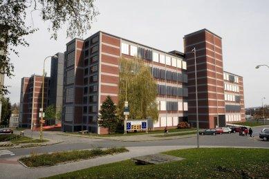 Krajské kulturní a vzdělávací centrum ve Zlíně - Soutěžní návrh, 2. místo