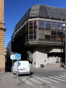 Dostavba okolí Národního divadla a Nová scéna - foto: Lukáš Beran