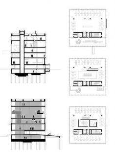 SIE Headquarters - Plány - foto: marte.marte architekten