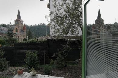 Rodinný dům v Bílovicích nad Svitavou - foto: Jan Navrátil