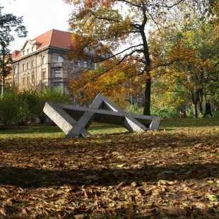Památník holocaustu v Ústí nad Labem - foto: archiv autora