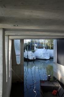 Nordwesthaus - lodní pavilon - foto: Jan Pustějovský, 2009