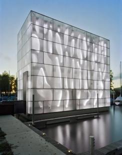 Nordwesthaus - lodní pavilon - foto: Eduard Hueber