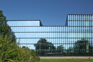 IT Data Center Zumtobel AG - foto: Jan Pustějovský, 2009