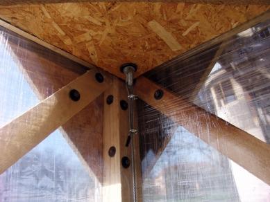 Létající sauna - foto: H3Tarchitekti