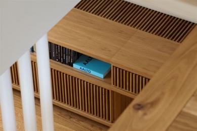 Dvoupodlažní podkrovní byt v Litoměřicích - foto: Tomáš Balej