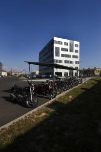 Administrativní budova Škoda Transportation - foto: Daniela Dostálková