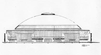 Pavilon Z - foto: Architektura ČSR 1960