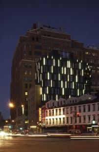 Porter House Condominium - foto: Seong Kwon, courtesy of SHoP Architects