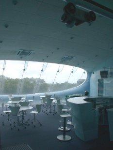 NatWest Media Centre - foto: Petr Šmídek, 2004