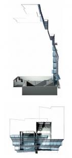 Greenwich Street Project - Studie fasády - foto: Archi-Tectonics