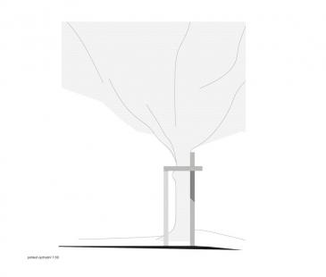 U kamenného kříže - Pohled východní - foto: Ivo Pavlík