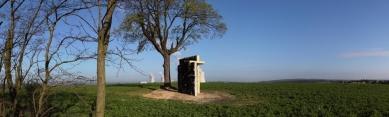 U kamenného kříže - foto: Ivo Pavlík