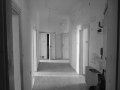 Nájemní byt Praha-Josefov - Původní stav - foto: Archiv autorů