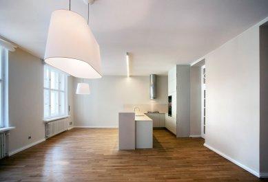 Nájemní byt Praha-Josefov - foto: Tomáš Souček
