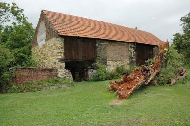 Rekonstrukce stodoly - Původní stav