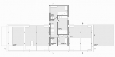 Rekonstrukce stodoly - 2NP