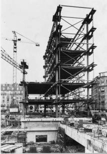 Centre Pompidou - foto: © Jean-Claude Planchet, Georges Meguerditchian, Eustache Kossakowski